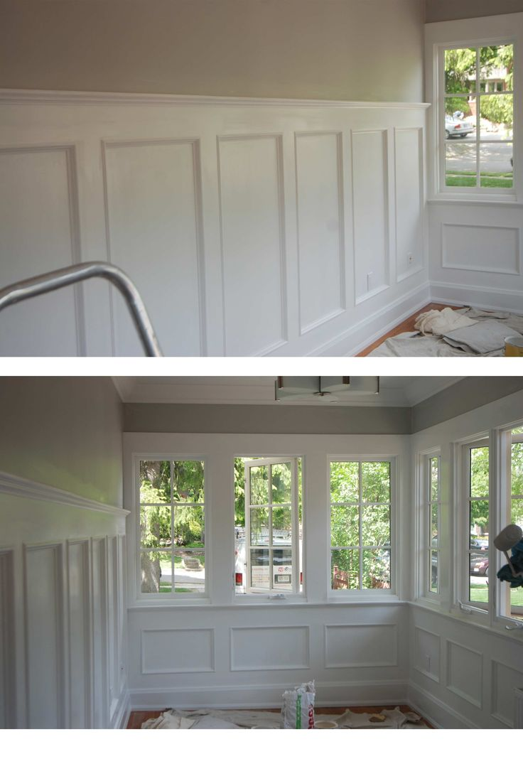Dining Room Wainscoting Ideas 15 Best Wainscoting Your Walls Images On Pinterest Wainscoting