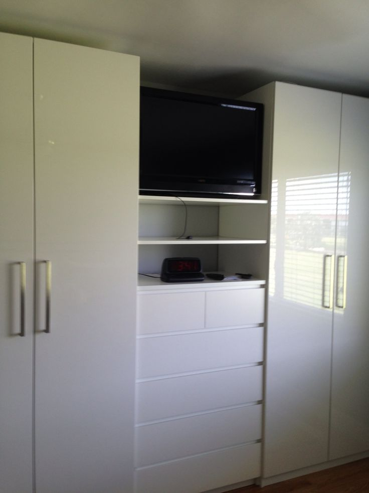 ikea drawers inside wardrobe. Black Bedroom Furniture Sets. Home Design Ideas