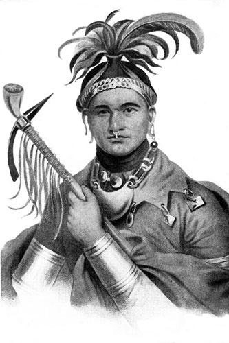 Cornplanter (1740-1836)