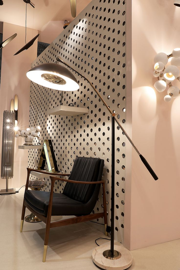 The stunning Armstrong Floor Lamp