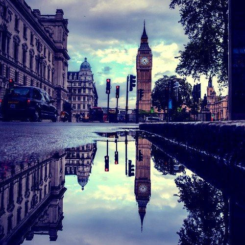 London easily one of my favorite places in the world!