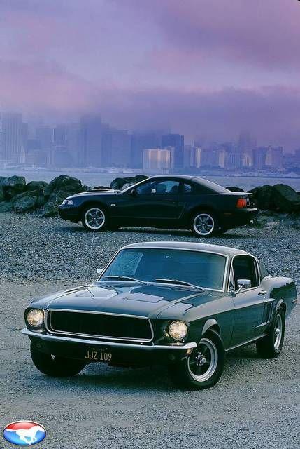 2001 BULLITT Mustang - Ford Mustang Canada Forums & Classifieds