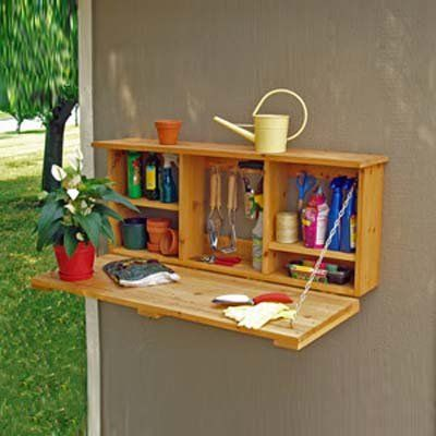 Find This Pin And More On Outdoor Storage Ideas By Declutterbugsyd.