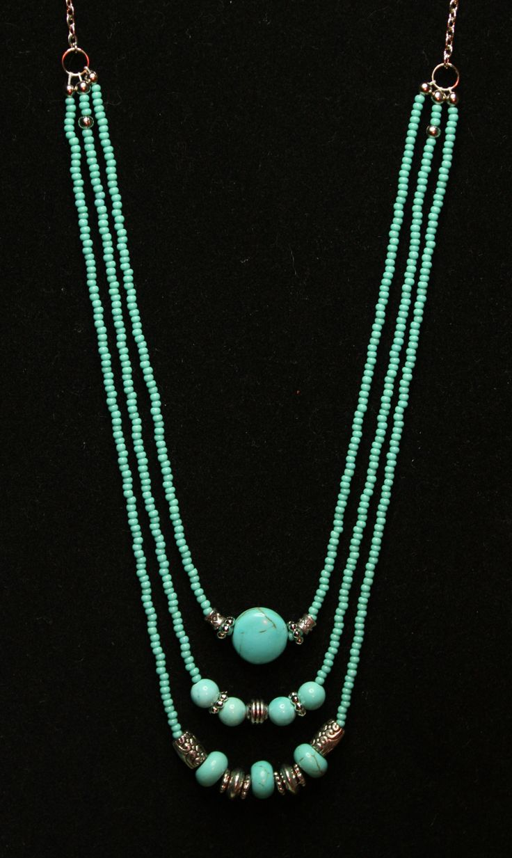Triple Turquoise 1005 best Jewelry ideas images