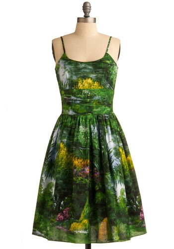 Bernie Dexter dress >> Beautiful!