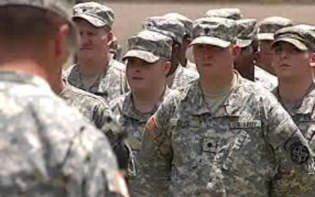 al army national guard hro