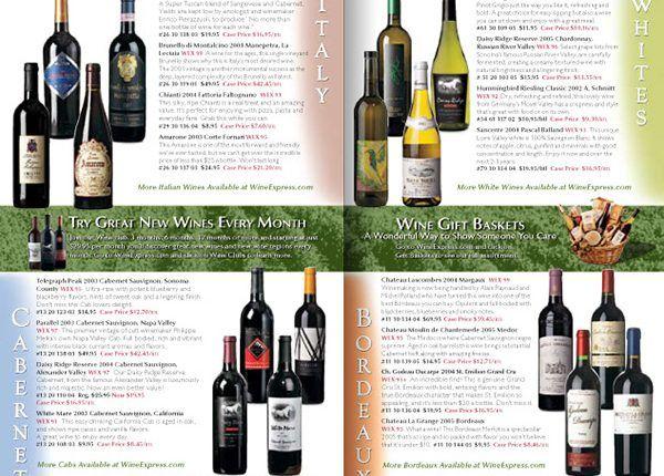 7 bước thiết kế Catalogue rượu vang siêu chất lượng - Thế giới Catalog    Rượu vang, Rượu, Kệ rượu