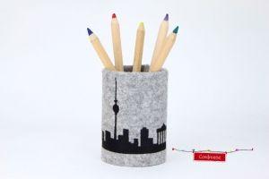 Stiftdose BERLIN Filz