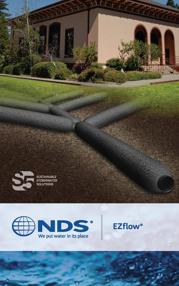 27 Best Images About French Drains Ezflow Ezdrain On