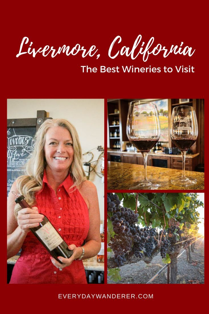 A Second Day Of Wine Tasting At Livermore Wineries In California In 2020 Livermore Wineries Wine Vacation Wine Tasting
