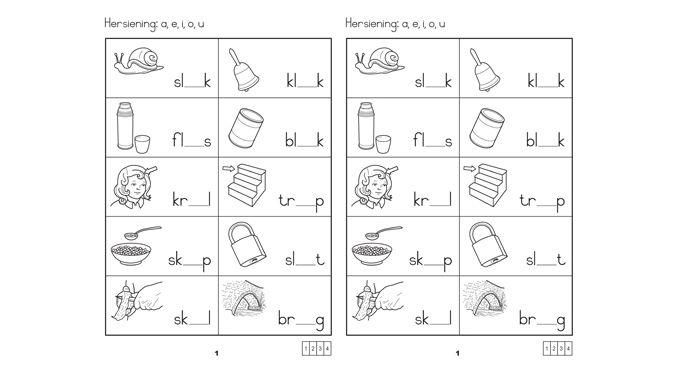 13 Afr Gr 3 ideas   worksheets, afrikaans, grade 3