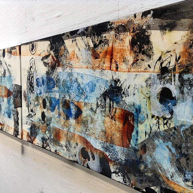 @Marcellopaint Travertino Wall Design...Art Design...