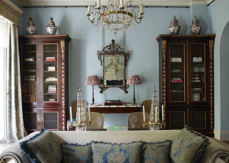 Pimlico | Interior Design | Robert Kime | Uniquely Among Decorators |  Eminence In The Profession