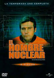 Resultado de imagen de carteles el hombre nuclear