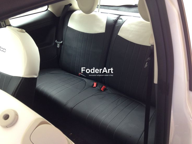 42 best images about seat cover fiat 500 fodere. Black Bedroom Furniture Sets. Home Design Ideas
