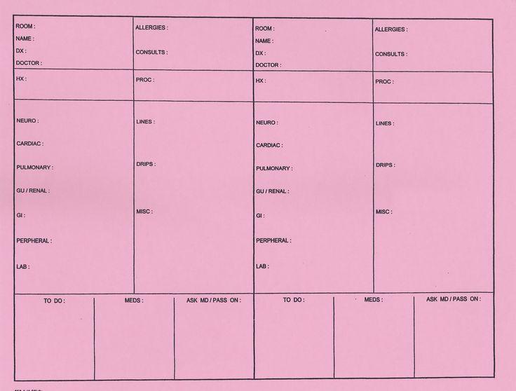 Nurse Nacole   The Nursing Channel: Quick Tip: Documentation To Organizing Your Day #nursing