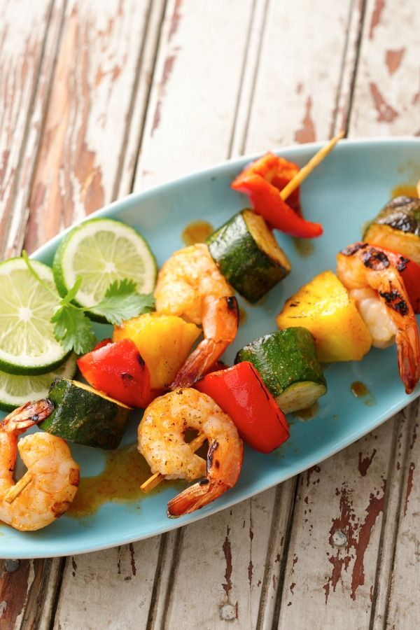 Mexican Food Recipes With Shrimp