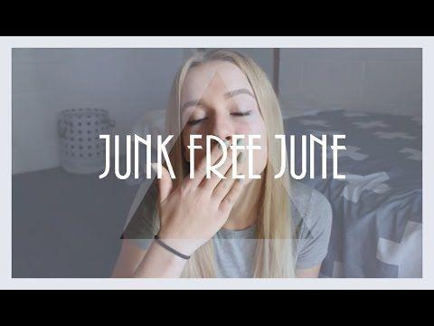 Junk Free June!