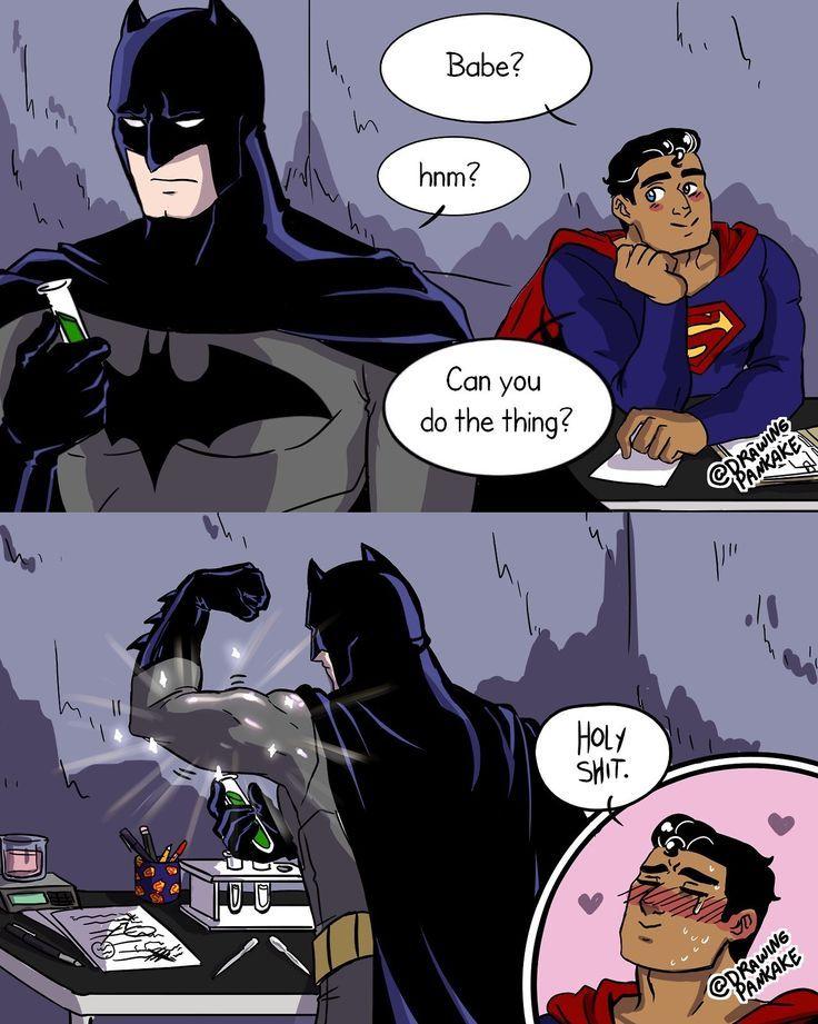 Superbat Superman Clarkkent Batman Brucewayne With Images