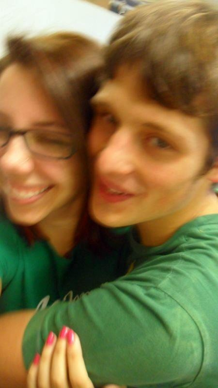 Friendship at times can be a bit blurry but it always is beautiful