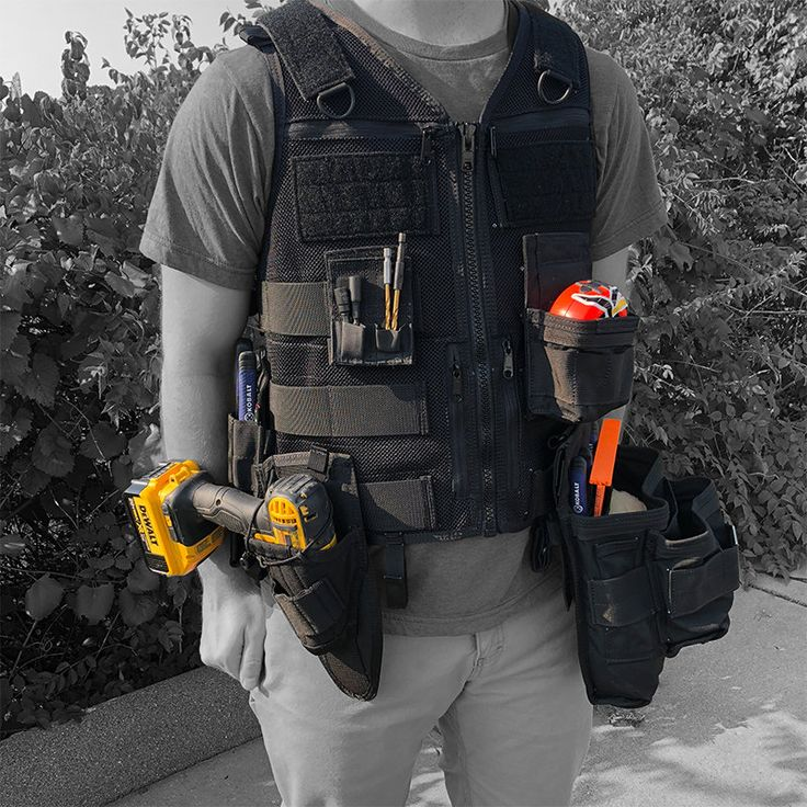 Carpenter's Professional Saratoga Tool Vest™ Kit