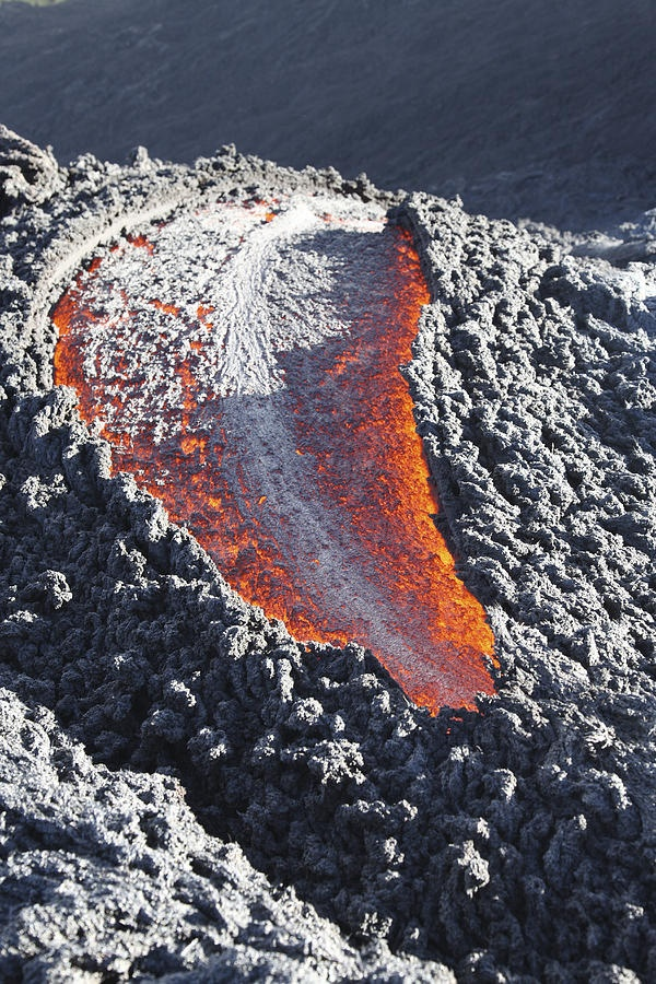 ✮ Lava flow on the flank of Pacaya volcano, Guatemala