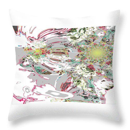 Pattern 1e print pillow by #tatedevros
