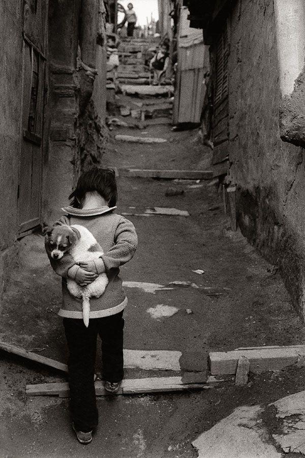 서울 사근동, 1969.11