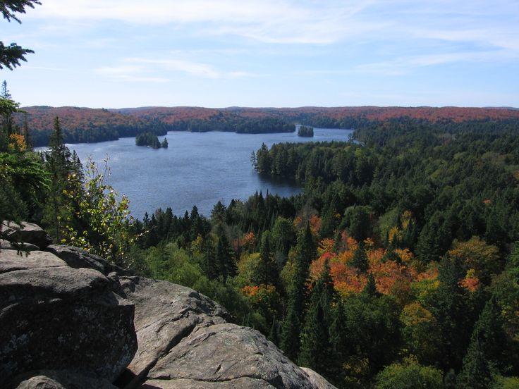 Lookout Trail - Algonquin Park One of our favourite hikes