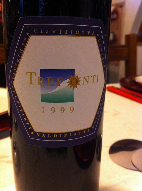 Wow. Supertuscan Trefonti (Cab, Sangiovese, Canaiolo Nero), Tenuta #Valdipiatta, 1999 | Flickr – Condivisione di foto!
