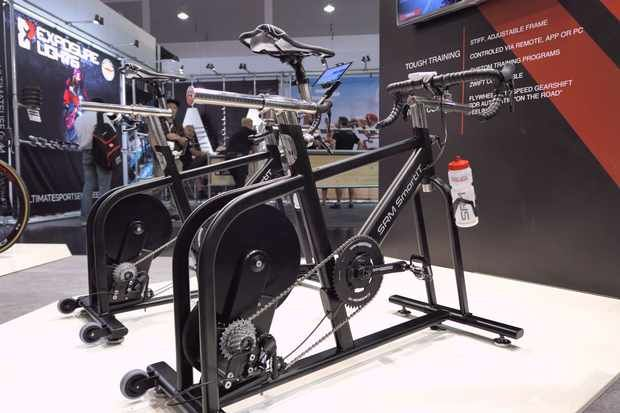 Srm Has Launched Its Own Indoor Training Bike And It S Five