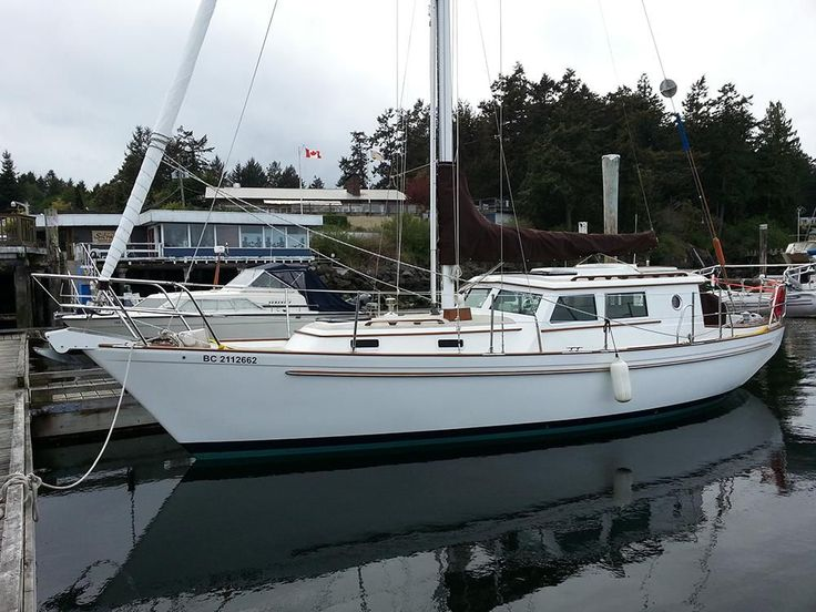 1980 Pearson 365 Pilothouse Sail Boat For Sale - www.yachtworld.com