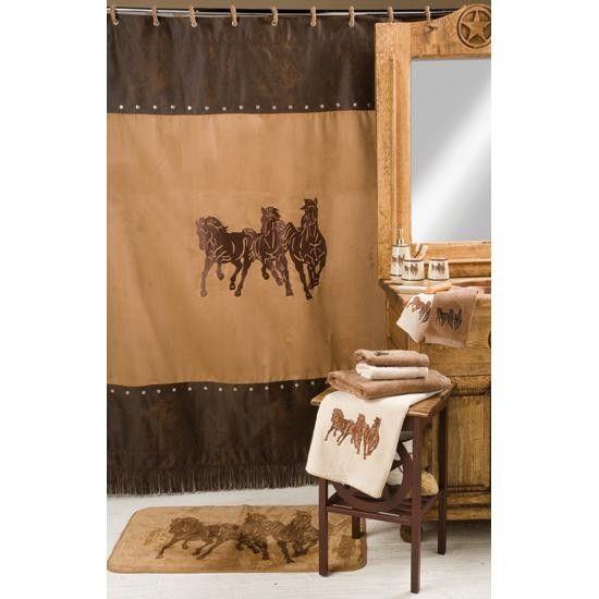 Wild U0026 Free Shower Curtain