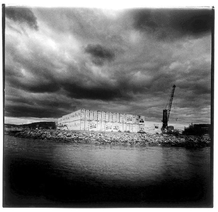 Morten Krogvold, Fjordbyen