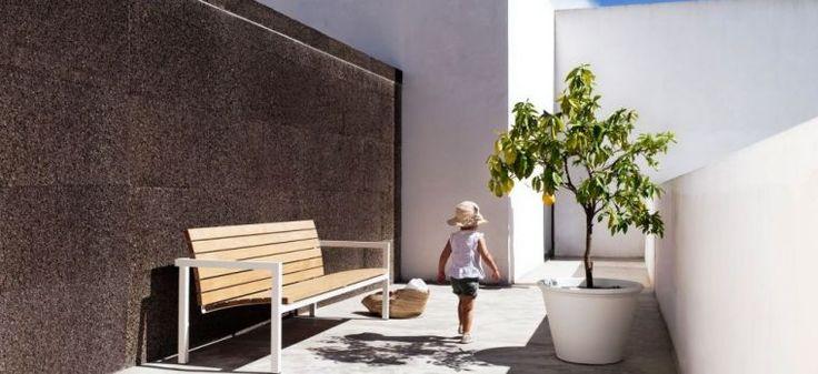 salon de jardin en teck et idée de banc de jardin en bois