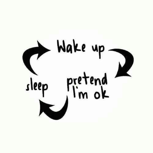 Looks like my daily cycle!
