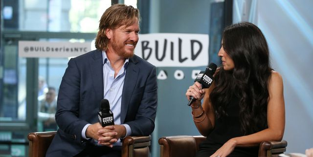 Chip Gaines Reveals How Joanna Keeps Him in Line When He's 'Off the Tracks'