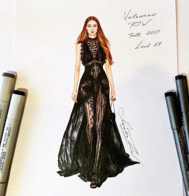 "1,059 Likes, 8 Comments - NataliaZ.Liu (@nataliazorinliu) on Instagram: ""Chic Zuhair Murad gown of Pre-Fall 2017 collection @zuhairmuradofficial @zuhairmuradprivate…"""