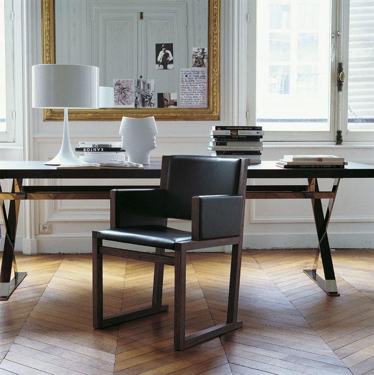 Chairs: MUSA – Collection: Maxalto – Design: Antonio Citterio