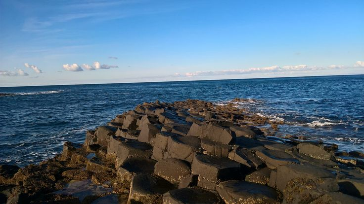 Giant's Causeway-At the end of the world