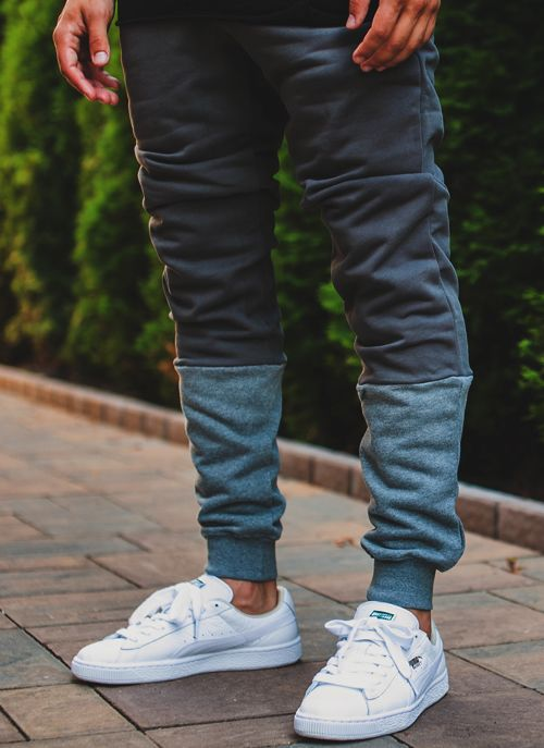 Puma x BWGH Colorblock Jogger Pant via Rise45 Buy it @urbanoutfitters.com