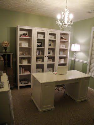 glamorous ikea office furniture ideas | liatorp desk and hemnes storage combination from ikea ...