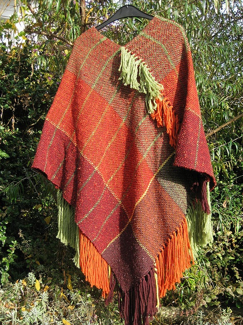 Wool Poncho | Flickr - Photo Sharing!