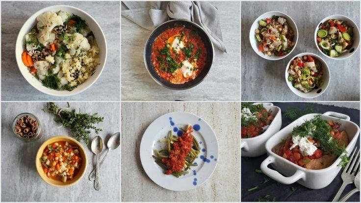 Pomysły na fit kolację przez 7 dni | zebrane przepisy