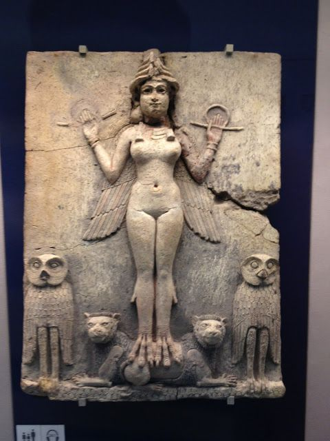 Kessel Travels: Inanna the Goddess/Queen