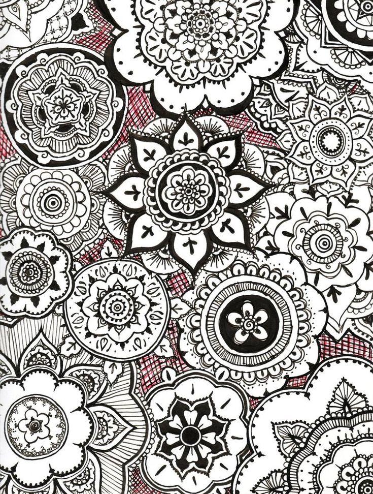 Mehndi Flower Bunch : Best mehndi and paisley designs images on pinterest