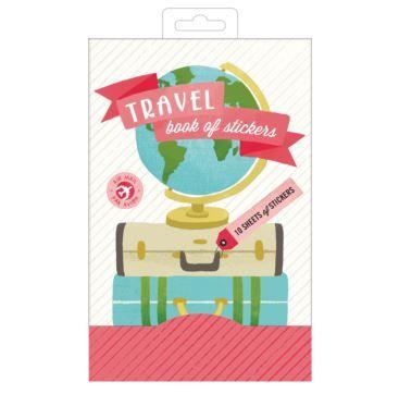 Book of Stickers Travel - Bobangles.  #Bobangles #travel #design #gift #Australia