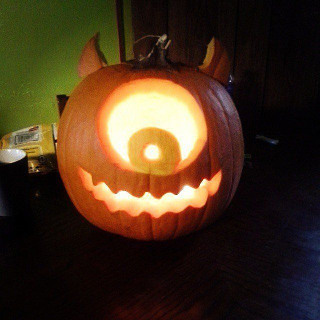 25 Incredible Creative Pumpkin Ideas #Creative #K …