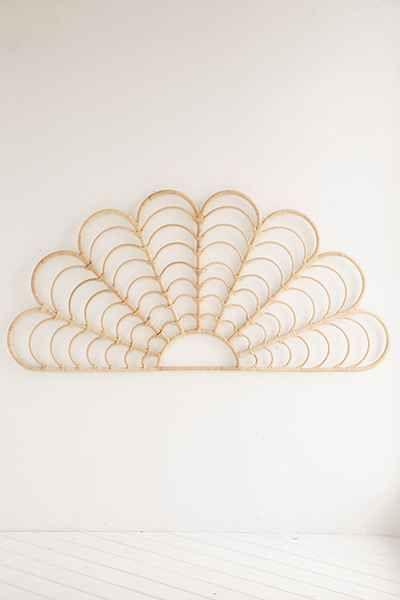 1000 Ideas About Rattan Headboard On Pinterest Rattan