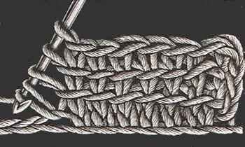 Heirloom Crochet - Vintage Crochet Stitches - DMC ♡ Teresa Restegui http://www.pinterest.com/teretegui/ ♡